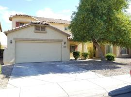Phoenix I, Minutes to Airport and Downtown, vacation rental in Phoenix