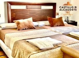 HOSPEDERÍA CASTILLO DE ALCAUDETE, inn in Alcaudete