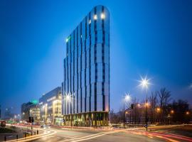 Holiday Inn - Warsaw City Centre, an IHG Hotel, готель у Варшаві
