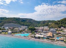 Filmar Hotel, Ixia, Rhodes, отель в городе Иксия