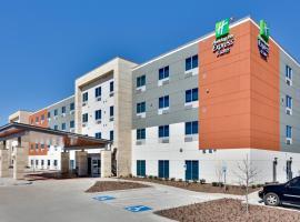 Holiday Inn Express & Suites Plano East - Richardson, an IHG Hotel, hotel u gradu Plano
