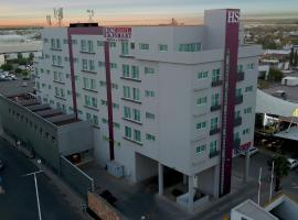 HS HOTSSON Smart León Centro Max, hotel in León
