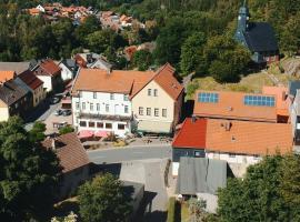 Hotel-Restaurant Druidenstein: Trautenstein şehrinde bir otel
