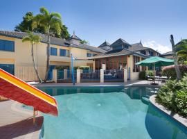 Cairns Southside International, motel in Cairns