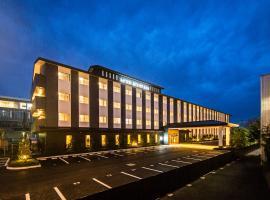 Hotel Route-Inn Katori Sawara Ekimae, hotel in Katori