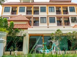 Sasi Nonthaburi Hotel, hotel a Nonthaburi