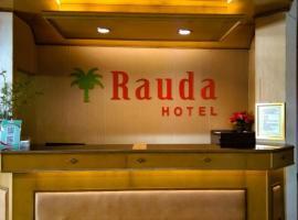 RAUDA HOTEL SYARIAH, hotel near Sultan Syarif Kasim II International Airport - PKU, Pekanbaru