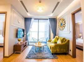Hanoi BynHouse - Vinhomes Metropolis - Hanoi center with superview, căn hộ dịch vụ ở Hà Nội