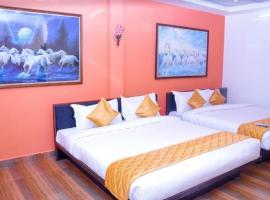 Hotel De Heritage, hotel near Pondicherry Airport - PNY, Pondicherry