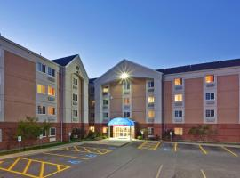 Candlewood Suites Syracuse-Airport, hotel near Syracuse Hancock International Airport - SYR,