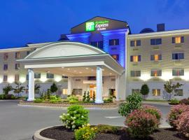 Holiday Inn Express Hotel & Suites Watertown - Thousand Islands, Holiday Inn hotel in Watertown