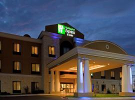 Holiday Inn Express Hotel & Suites Amarillo South, hotel in Amarillo
