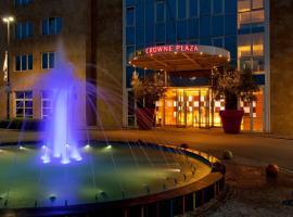 Crowne Plaza Padova, an IHG hotel, отель в Падуе
