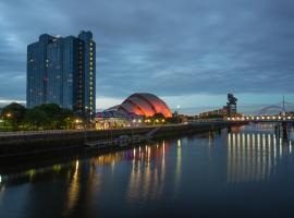 Crowne Plaza Glasgow, an IHG hotel, отель в Глазго
