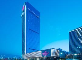 Crowne Plaza Baoji City Center, an IHG Hotel, hotel in Baoji