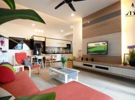 DeArise Home @ Atlantis Residence, Melaka City, apartment in Malacca