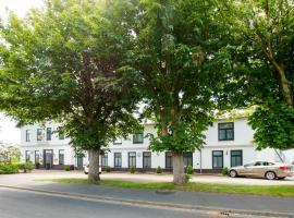 Golf- & Landhotel am alten Deich, Hotel in Büsum
