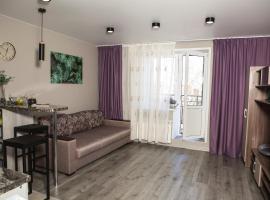 Новая квартира-студия, апартаменты/квартира в Ярославле