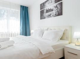 QonaQ Apartments 43, apartment in Almaty
