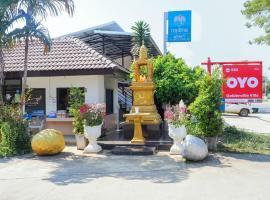 OYO 592 Goldenville Villa, hotel near Chiang Rai International Airport - CEI,