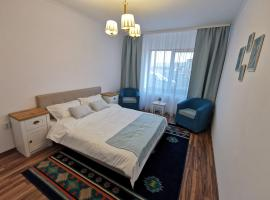 Charming apartment in villa, hotel near Culture House Mihai Ursachi, Iaşi