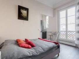 Studio I love Paris Center, bed and breakfast en París