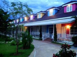 Chiangkhan Gallery Resort โรงแรมในเชียงคาน
