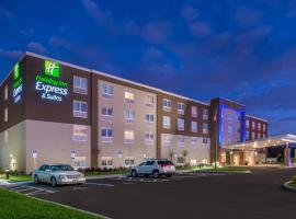 Holiday Inn Express Melbourne West, accommodation in Melbourne