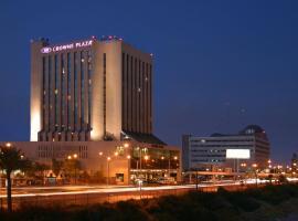 Crowne Plaza Hotel Monterrey, an IHG hotel, отель в городе Монтеррей