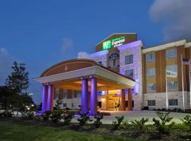 Holiday Inn Express & Suites Houston East - Baytown, an IHG Hotel, hotel in Baytown