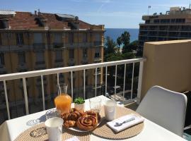 Studio 100m de la mer, apartment in Nice