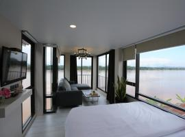 The River House Chiangkhan โรงแรมในเชียงคาน