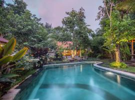 Jero Sebali Villa, villa in Ubud