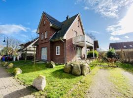 Haus Milena/Jann, Ferienwohnung in Warnemünde