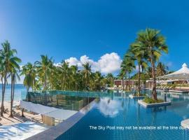 Henann Crystal Sands Resort, hotel in Boracay