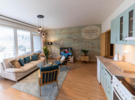 apartmán Lípa, ubytování v soukromí v destinaci Liberec