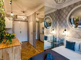 Słowackiego Apartments, apartmán v Krakove