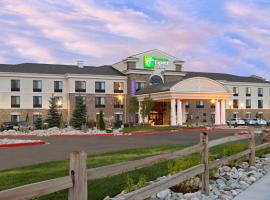 Holiday Inn Express - Colorado Springs - First & Main, an IHG hotel, hotel in Colorado Springs