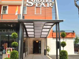 Hotel Star, hotel conveniente a Monterotondo