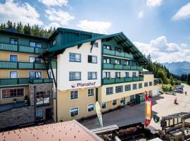 Hotel-Restaurant Planaihof, hotel v Schladmingu