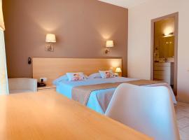 Hotel Restaurant Llansola, hotel a prop de Delta de l'Ebre, a Sant Carles de la Ràpita