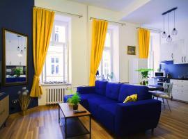 Mermaid Station Apartments, apartamentai Varšuvoje