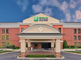 Holiday Inn Express Hotel & Suites Brentwood North-Nashville Area, an IHG Hotel, hotel in Brentwood