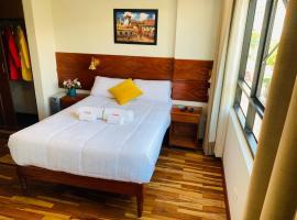 Hotel Daylu, hotel cerca de Estación central de autobús, Cuzco