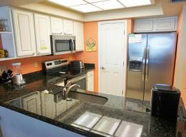405E Regency Towers, apartment in Pensacola Beach