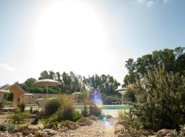 Luna Minoica Suites and Apartments, resort in Montallegro