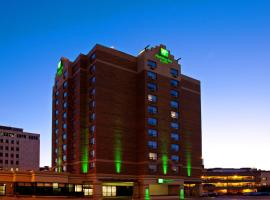 Holiday Inn & Suites Winnipeg Downtown, hotel near Winnipeg James Armstrong Richardson International Airport - YWG, Winnipeg
