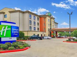 Holiday Inn Express & Suites Houston South - Near Pearland, boutique hotel in Houston