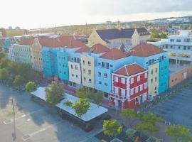 Brion City Hotel, hotel em Willemstad
