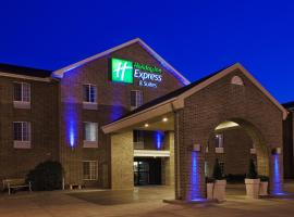 Holiday Inn Express Hotel & Suites Sioux Falls At Empire Mall, hotel in Sioux Falls